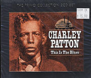 Charley Patton CD