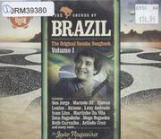 Pure Sounds of Brazil: The Original Samba Songbook, Volume 2 CD