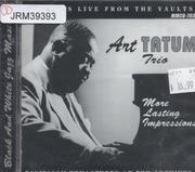Art Tatum Trio CD