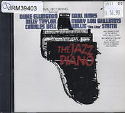 The Jazz Piano CD