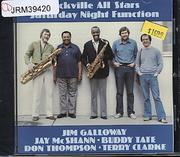 Sackville All Stars CD
