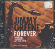 Jimmy Greene Quartet CD