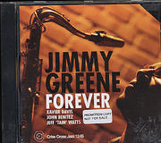 Jimmy Greene CD