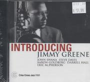 Jimmy Greene Sextet CD
