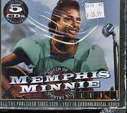 Memphis Minnie CD