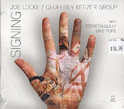 Joe Locke / Geoffrey Keezer Group CD