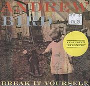 Andrew Bird featuring Eyeoneye CD