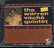 The Warren Vache Quintet CD