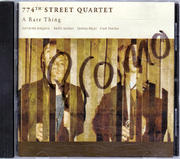 774th Street Quartet CD