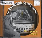 Raymond Scott Quintette CD