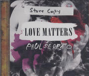 Paul Serrato CD
