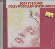 Born To Lounge: Holly Woodlawn Live In London CD
