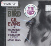 Gil Evans & The Monday Night Orchestra CD