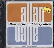 Allan Vache and Harry Allen CD