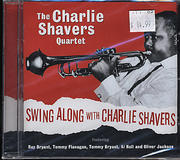 Charlie Shavers Quartet CD