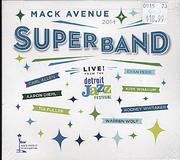 Mack Avenue Superband CD