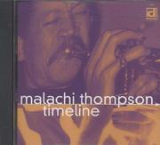Malachi Thompson CD