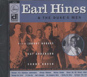 Earl Hines & The Duke's Men CD