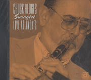 Chuck Hedges Swingtet CD