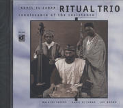 Kahil El' Zabar Ritual Trio CD