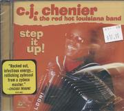 C.J. Chenier & the Red Hot Louisiana Band CD