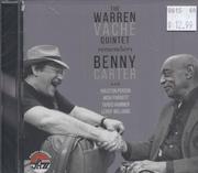The Warren Vache Quintet Remembers Benny Carter CD