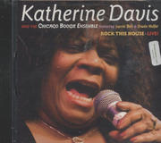 Katherine Davis and The Chicago Boogie Ensemble CD