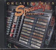 Specialty Records Greatest Hits CD