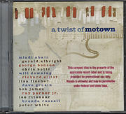 A Twist of Motown CD