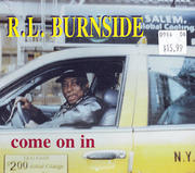 R.L. Burnside CD