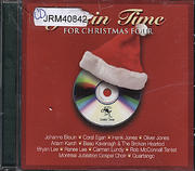 Justin Time For Christmas Four CD