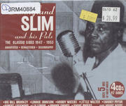 Sunnyland Slim and his Pals CD