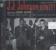 J.J. Johnson Quintet CD