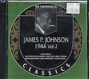 James P. Johnson CD