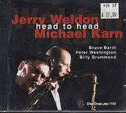 Jerry Weldon & Michael Karn CD