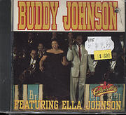 Buddy Johnson CD
