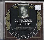 Cliff Jackson CD