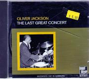 Oliver Jackson CD
