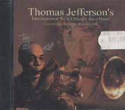 Thomas Jefferson's International New Orleans Jazz Band CD