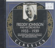Freddy Johnson and His Orchestra CD