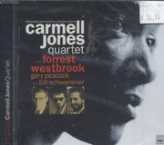 Carmell Jones Quartet CD