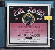 Eddie Condon's Band Featuring Wild Bill Davidson CD