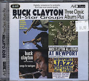 Buck Clayton and His All-Stars CD