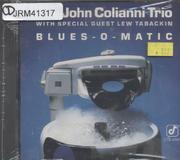 The John Colianni Trio CD