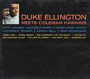 Duke Ellington Meets Coleman Hawkins CD