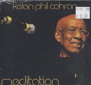 Kelan Phil Cohran CD