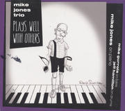 Mike Jones Trio CD