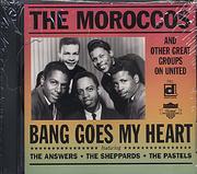 Bang Goes My Heart CD