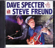 Dave Specter / Steve Freund CD