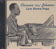 """Clarence """"Jelly"""" Johnson CD"""